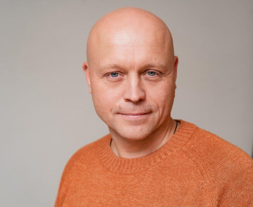 Bachi õieterapeut, psühhoterapeut Tauno Jürgenstein